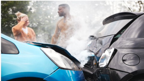 Verkehrsunfall, und was nun?
