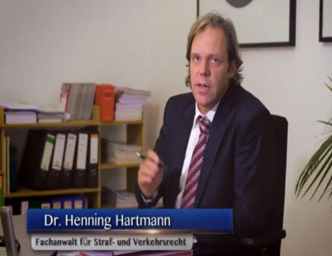 Ansprüche nach Unfall, Dr. Henning Hartmann berät